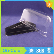 Disposable Plastic Triangular Sandwich Packaging boxes