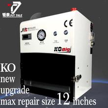 KO-03 vacuum oca lamination machine mobile phone screen repair machine smartphone cracked screen repair tool Max repair 12inch