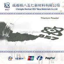 super high purity titanium powder price quality assured ISO manfucturer