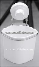 La taza de succión recibir cocina rack& cocina cesta& estante de la cocina& utensilios para la cocina