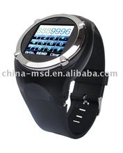 Newest cool mq998 wrist watch mobile phone 2012 for sale with CE certificate