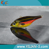 Factory for fishing lures selling crank bait molds vib lure