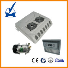 Model kt-06 engine driven 6kw air condition for truck,mini cooling system