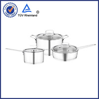 kitchen appliances in dubai 304 s/s non-stick coating with handle and knob