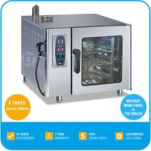 New Product rational combi oven - Electric, 6 Trays, GN 1/1, Digital Cotrol, TT-CO6C