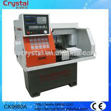 nuevo hecho en china cnc afición CK0660A tornos