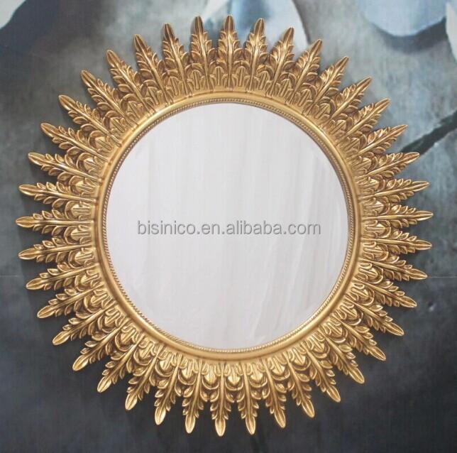 klassieke ontwerp engelenvleugels muur opknoping spiegel. Black Bedroom Furniture Sets. Home Design Ideas