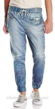 2015 de moda del basculador pantalones vaqueros, por mayor jeans, precio barato hombre jeans, pantalones de tela impresas