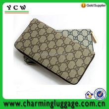 wholesale unisex handbags/canvas clutch bag