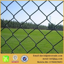 Hot Dipped Galvanzied Sport Fence Chain Link Mesh