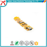 Rohs reflow or wave soldering pcb smt with AOI and x-ray test