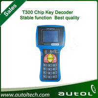 2014 New T300 Key Programmer English Version and Spanish Version Blue T 300 Transponder Key Maker