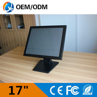 """17"""" desktop touch monitor / 17 inch touch screen LCD monitor"""