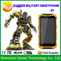 Factory Direct Toughest IP68 Military Rugged Smart Cellular MTK6582 Outdoor Cell Phone with AGPS SOS Function Compass