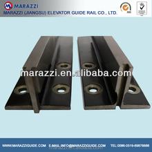 T90/B Lift Guide Rails Elevator Parts Marazzi Top Quality