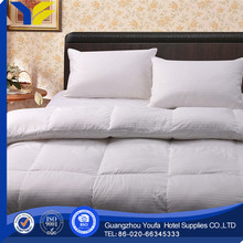 queen bed manufacter cotton 100% cotton brushed quilt