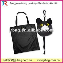 Cute Animal Foldable Bags For Girls Shopping Tote Easy carry Folding bags