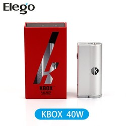 Large Stock Offer Newest and Hottest High Watt BOX MOD Kanger KBOX 40W Mod