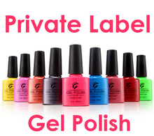 #private label accepted# Professional soak off gel uv gel polish for Nail art