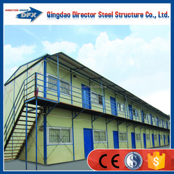 2015 China manufacturer export prefab house
