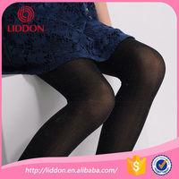Summer season kids girls black silk stockings wholesale