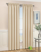 China Supplier of 100% Polyester Classic Home Fashion Curtains in Guangzhou