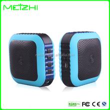 Best quality speaker promotion gift , protable MP3 bluetooth speaker