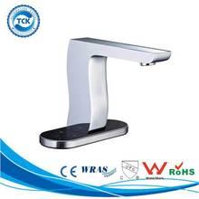 Contemporary Luxury Hot/Cold Automatic Sensor Faucet Mixer