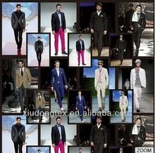 diseño de moda de ropa de impresión de tafetán forro de tela