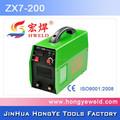 Ferramentas elétricas zx7-200 inversor mma soldador