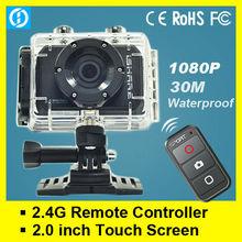 action shot video camera