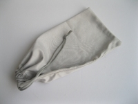 OEM design drawstring travel shoe bag