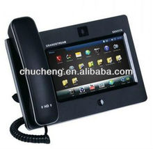 """Grandstream GXV3175 Touch Screen IP Multimedia Phone 7"""" Resistive Touch Screen GS-GXV3175"""