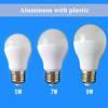 2015 china factory wholesale Aluminum and plastic gu9 halogen bulb