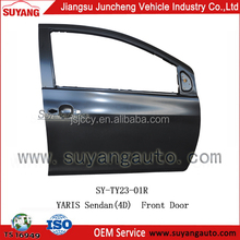 High Quality Steel Front Door RH Used Car Toyota Yaris