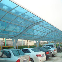 aluminum car parking canopies and carport