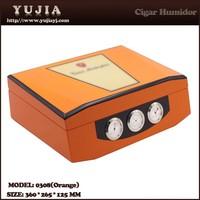 Best High-grade Cohiba cedar wood cigar humidor car style cigar box