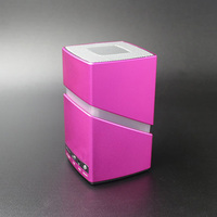 7 years rich OEM experience portable bluetooth speakers led light
