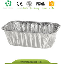 F5510 Heat retaining foil to go food packaging
