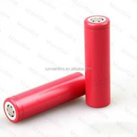 li-ion battery Sanyo UR18650AY 2250mah 3.7v lithium battery cells with flat top
