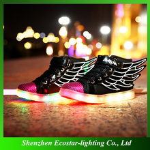 Wholesale USB Charge LED Shoes for Party