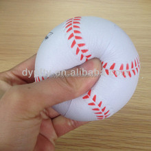PU squeeze baseball ball toys