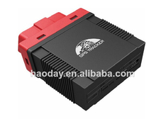GPS Tracker GPS306A/TK306A Make In China, OBDII Vehicle Tracker (9-40V) Base + GPS Real-time Dual-positioning,GPS Tracking