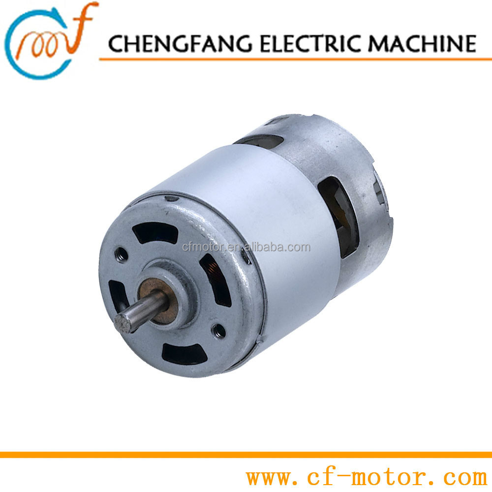 Electric Water Pump 24v Dc Motor 200w 4000rpm Rs 755h
