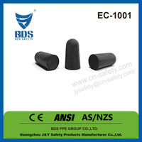 HOT SALES safety equipment Foam Earbuds wholesale PU Foam earplugs With CE ANSI AS/NZS Certification