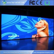 HD full color ali p6/p5/p4 indoor led display full xxx vedio