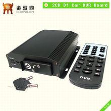 H. 264 completa del canal D1 coche dvr móvil con GPS de seguimiento H.264 Coche DVR