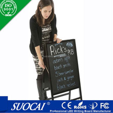 2015 innovative products Food Menu Advertising Board Dolls House Miniature Pub - Cafe (Sandwich Board)
