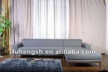 Modern Chaise Corner L shape Sofa