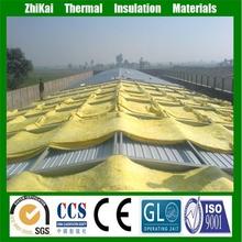 fibra di vetro lana per la costruzione isolamento del tetto